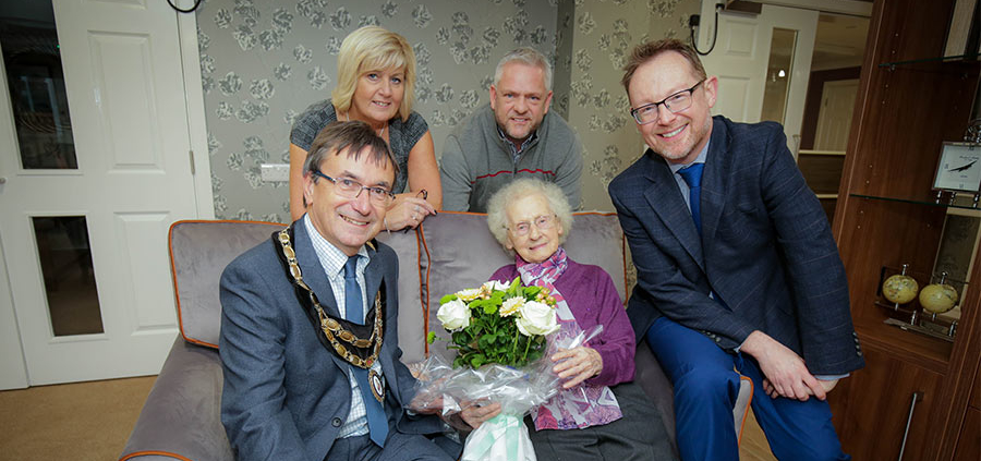 The Oaks care home opens its doors to residents